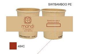 Copo bambu 210ml– MANDI 10 mil unidades.
