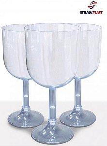 Taça Para Vinho Grande Transparente - 260ml