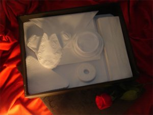 Papel Toalha Para Lavabo Personalizado  - Alto Relevo