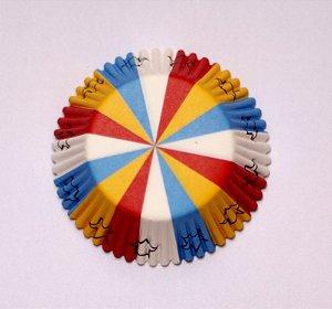 Forminha Cupcake - Circo