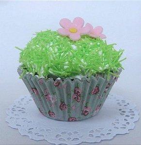 Forminha Cupcake Rosinhas