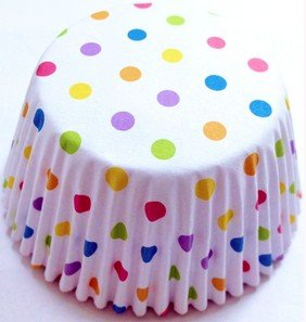 Forminha Cupcake Confetti