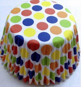 Forminha Cupcake Big Confetti