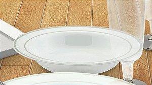 Prato De Sopa - Linha Luxo (6 unidades)