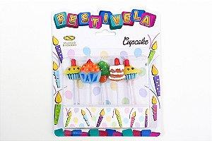 Velas - Cupcakes