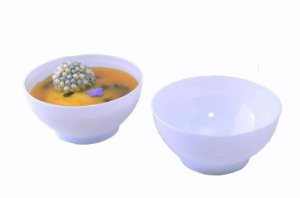 Mini Bowl 90ml - Branco