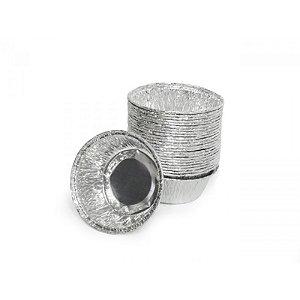 Mini Forminha De Aluminio Para Petit Gateau