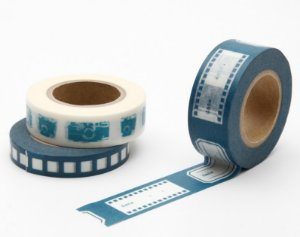 Washi Tape Hollywood - Verde Oliva