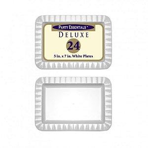 Prato Deluxe - Branco