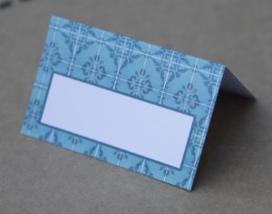 Place Card - Oldtiles (6 unidades)