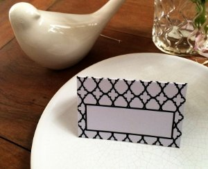 Place Card - Oldschool