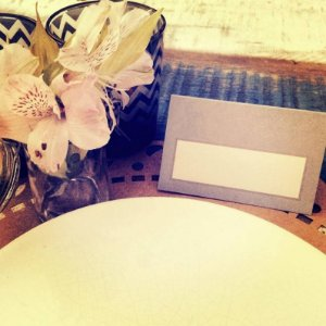 Place Card - Baby_blue