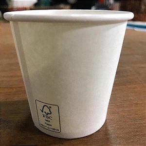 Copo De Papel 300ml - Branco (Pacote c/ 50 uni)