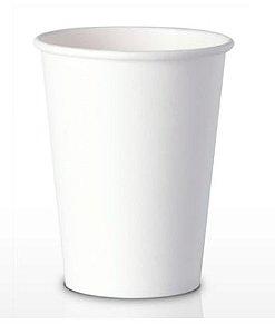 Copo De Papel 500ml - Branco (Pacote c/ 50 uni)