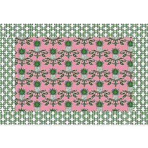 Jogo Americano - Pineapple Pink