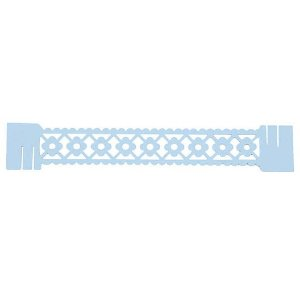 Porta Guardanapo - Daisy Azul