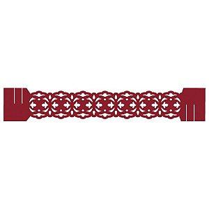 Porta Guardanapo - Liss Vermelho