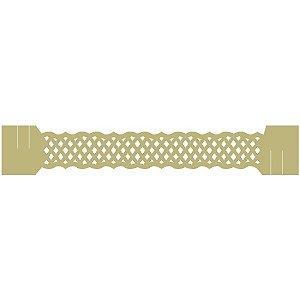 Porta Guardanapo - Turkish Ouro