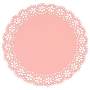 Sousplat - Blossom Rosa (6 unidades)