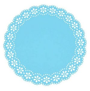 Sousplat - Blossom Tiffany