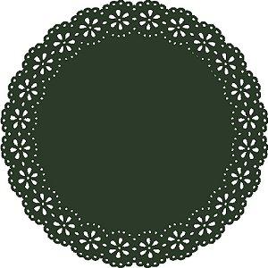 Sousplat - Blossom Verde