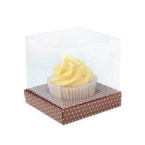 Caixa Para Cupcake - Várias Cores (PROMOÇÃO)