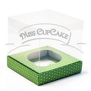 Caixa Para Cupcake - Várias Cores
