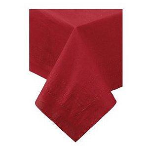 Toalha De Mesa 2,70x1,40 - Vermelho Pimenta