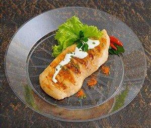 Prato Sobremesa Redondo - 21cm - Várias Cores!