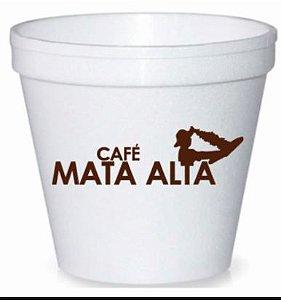 Copo isopor para cafe Personalizado (Minimo 3 mil)