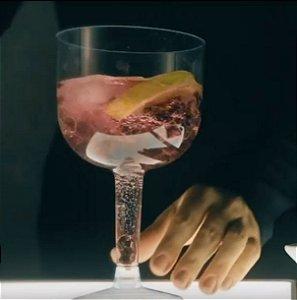 Taça Gin Tonica 500ml - Cristal (4 unidades) LANÇAMENTO