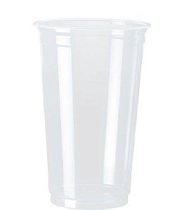 Copo 770ml Liso e resistente - Cristal (30 unidades)