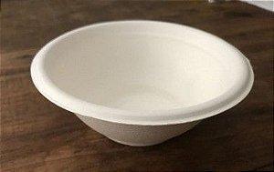 Bowl 240ml - Bagaço de cana -Caixas ou pacotes