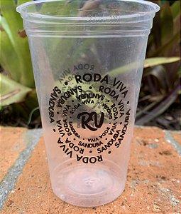 Copo plastico 770ml– Personalizado em uma cor– Caixa 1.000 uni