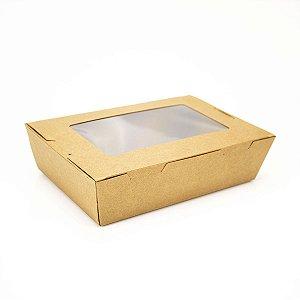 MALETA KRAFT C/ VISOR -700ML (Caixa 200 uni)