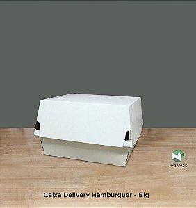 Caixa Delivery hambúrguer- Vários modelos