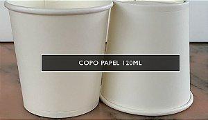Copo de papel NCPP -120ml - PROMOÇÃO