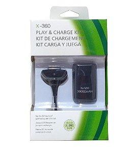 Carregador Controle Xbox360 Slim