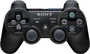 Controle Original Dualshock 3 Playstation 3 Ps3 Sony Preto
