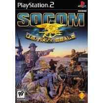 Socom Greatest Hits PS2 Usado Original Midia Fisica