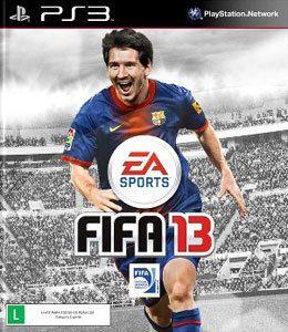 Fifa Soccer 13 - PS3 -  Midia Fisica - Usado