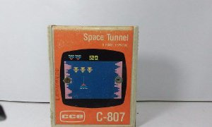 Fita Atari Space Tunnel