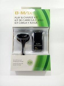Carregador Controle Xbox 360 Slim - B-max BM-542