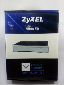 Modem Roteador Zyxel Amg1202-t10b