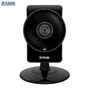 Camera D-Link Wirelees N IP Ultra Wide H.264 HD 180 Grau - DCS-960L