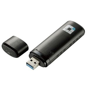 Adaptador D-Link Wireless Usb Ac 1200 Mbps Dual Band 11AC - DWA-182