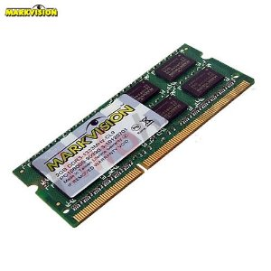 Memória 2GB Notebook DDR3 Markvision 1333 Mhz PC3-10600 CL9 204-Pin SODIMM - MVTD3S2048M