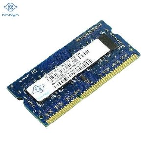 Memória 2GB Notebook DDR3 Nanya 1333Mhz PC3-10600s CL9 204-Pin SODIMM - NT2GC64B88G0NS-CG