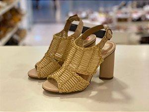 Sapato Palha