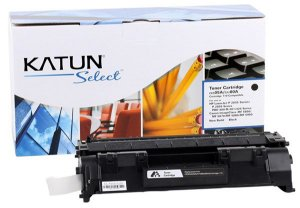 Toner Preto CE505A CE505AB | P2035 P2055 P2035N P2055N P2055X P2055DN | Katun Select 2.3k